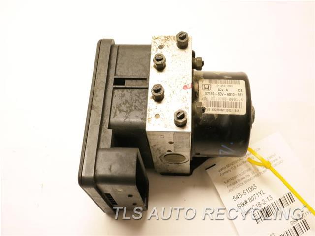 2003 Honda Element Abs Pump  ANTI-LOCK BRAKE/ABS PUMP 57110SCVA01