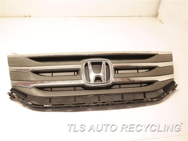 2011 Honda Odyssey Grille  GRAY GRILLE