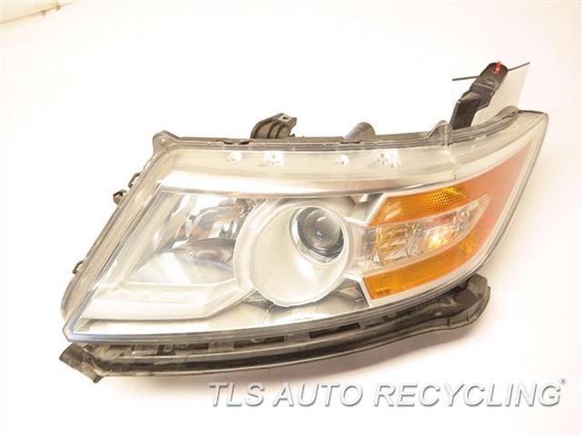 2011 Honda Odyssey Headlamp Assembly  LH,HALOGEN, L.