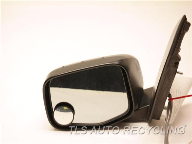 2011 Honda Odyssey Side View Mirror  LH,GRY,PM,POWER, US MARKET, L., MAT