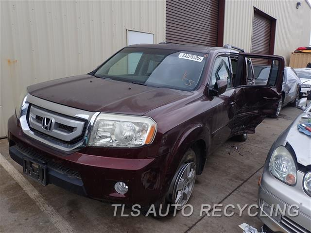 Honda Pilot Parts >> Used Oem Honda Pilot Parts Tls Auto Recycling