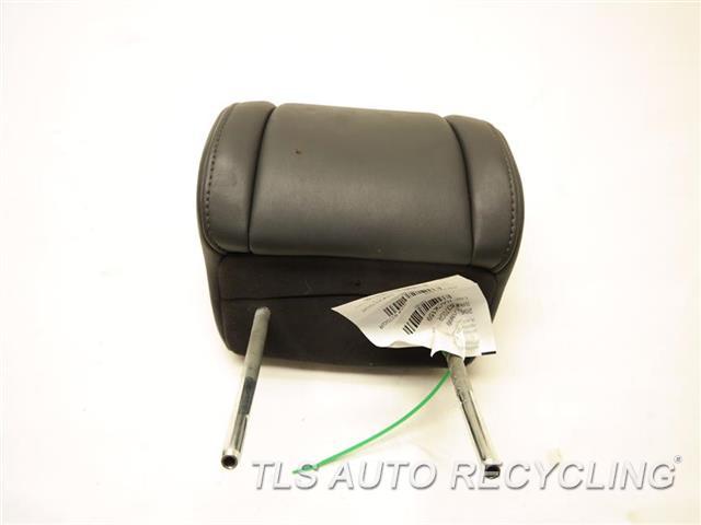 2009 Honda Pilot Headrest 81140-SZA-A42ZB BLACK DRIVER FRONT HEADREST LEATHER