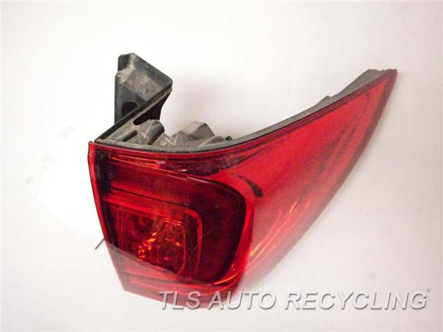2018 Honda Pilot Tail Lamp  RH,QUARTER MOUNTED TAIL LAMP