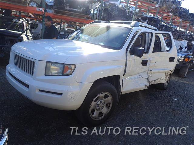 honda_ridgeline_2006_car_for_parts_only_271502_01 parting out 2006 honda ridgeline stock 6363yl tls auto recycling 2006 Honda Ridgeline Power Steering Pump at bakdesigns.co