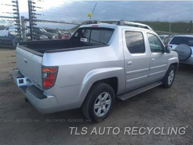 2006 Honda RIDGELINE Parts Stock# 00271O