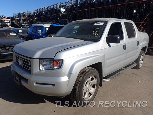 Parting Out 2007 Honda Ridgeline Stock 8074rd Tls Auto Recyclingrhtlsautorecycling: 2007 Honda Ridgeline Drivetrain Schematic At Gmaili.net