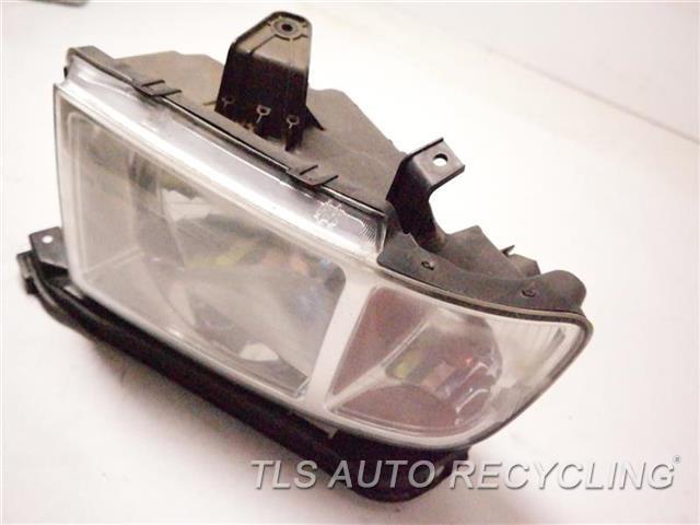 2010 Honda Ridgeline Headlamp Assembly - Lh - Used