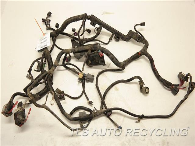 2007 Hummer HUMMER H3 engine wire harness - 15928966 - Used ... on