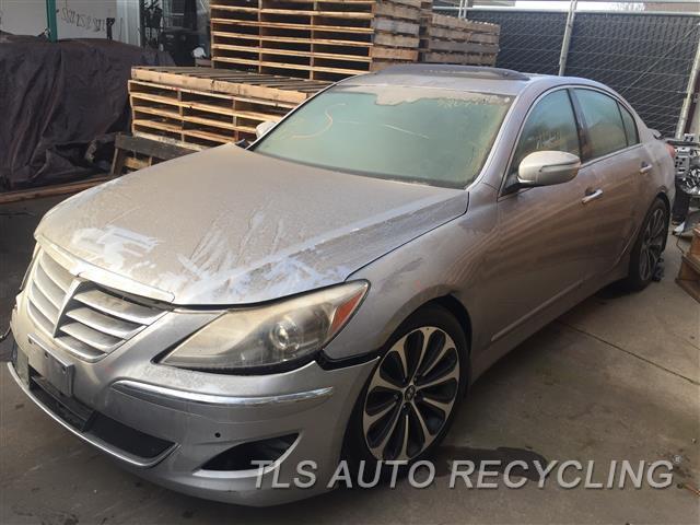 2012 Hyundai GENESIS Parts Stock# 9063RD
