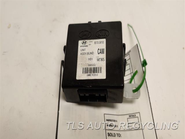 2012 Hyundai Genesis Chassis Cont Mod  957703M100 PARK ASSIST MODULE
