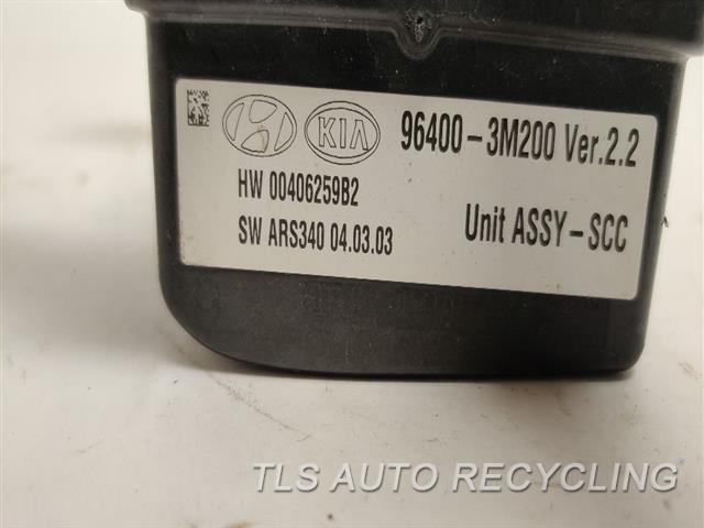 2012 Hyundai Genesis Chassis Cont Mod  964003M200 ADAPTIVE CRUISE MODULE