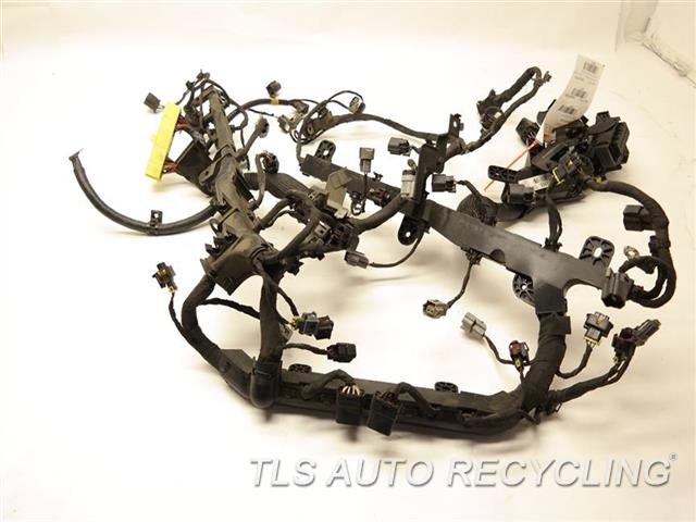 hyundai trailer wiring harness diagram 2012 hyundai genesis engine wire harness - 91412-3m020 ...