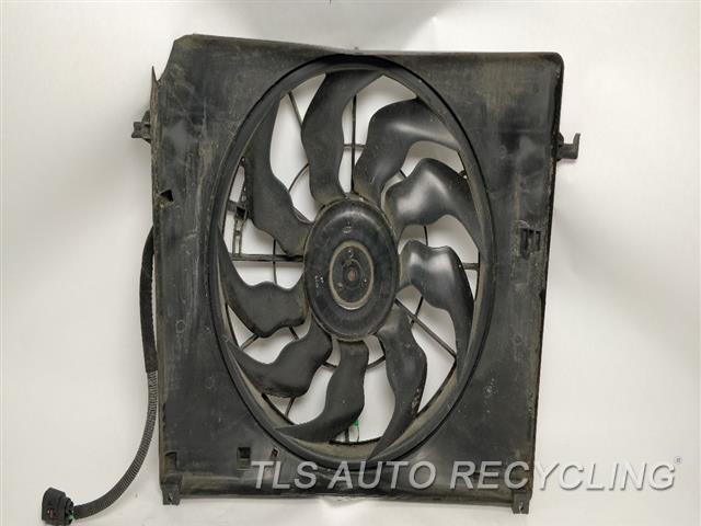 2012 Hyundai Genesis Rad Cond Fan Assy  FAN ASSEMBLY, SDN, 5.0L