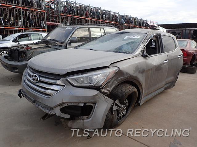 2015 Hyundai SANTA FE Parts Stock# 7595PR