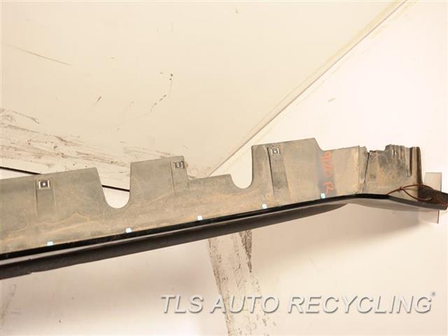 2013 Hyundai Veloster Rocker Pnl Moulding  BLK,PASSENGER ROCKER PANEL