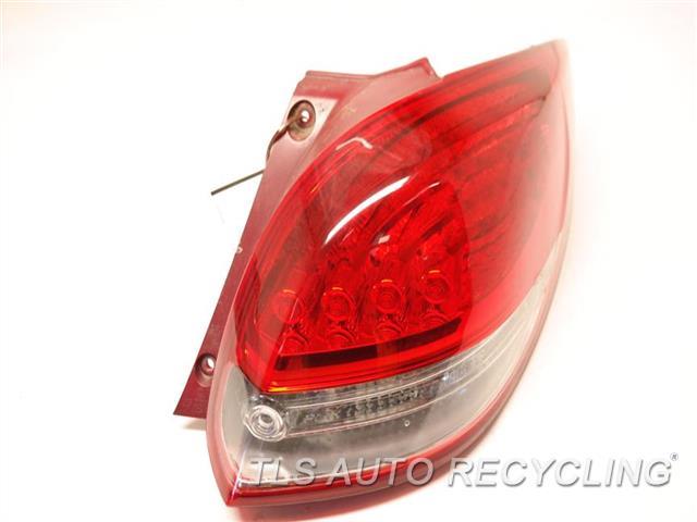 2013 Hyundai Veloster Tail Lamp  RH,LED TAIL LAMP.
