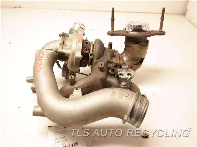 2013 Hyundai Veloster   TURBO CHARGER