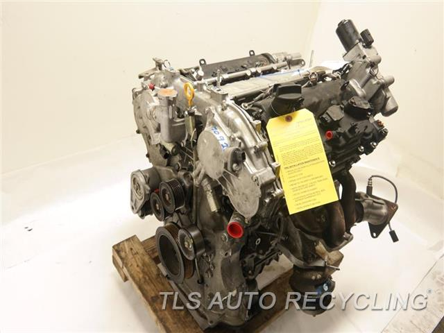 2008 infiniti g37 engine assembly engine long block 1 year warranty used a grade. Black Bedroom Furniture Sets. Home Design Ideas