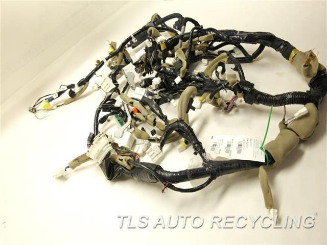 2013 Infiniti G37 dash wire harness - 240103LW0C - Used - A ... on