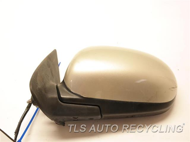 2001 Infiniti I30 Side View Mirror 963023Y200  OUTER EDGE HAS SCUFF GOLD/BLACK DRIVER SIDE VIEW MIRROR