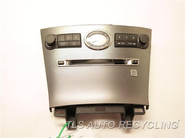 2006 infiniti m45 radio audio amp 86160 0260 used. Black Bedroom Furniture Sets. Home Design Ideas