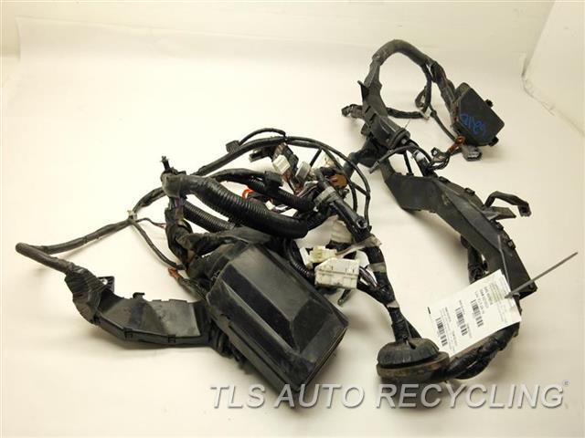 2014 infiniti q50 engine wire harness 240124ga0b used a grade rh tlsautorecycling com