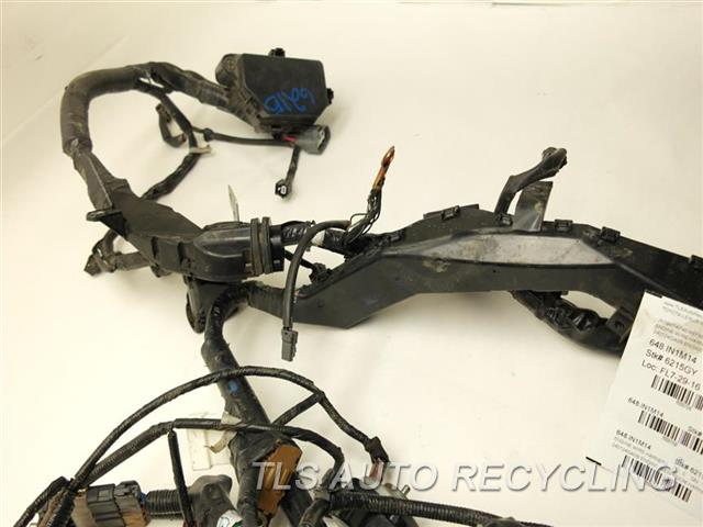 infiniti_q50_2014_engine_wire_harness_257530_04 2014 infiniti q50 engine wire harness 240124ga0b used a grade infiniti q50 main wiring harness at creativeand.co