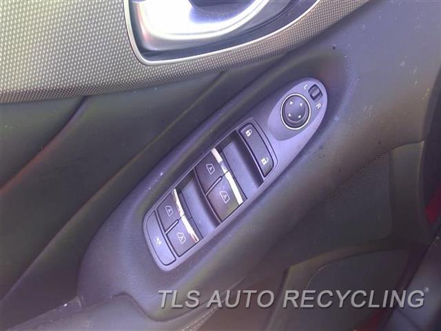 2014 Infiniti Q50 Door Elec Switch  LH,DRIVER``S, LOCK AND WINDOW