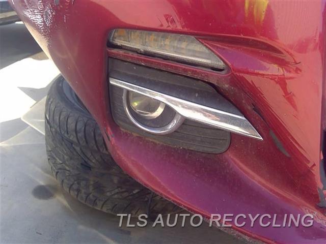 2014 Infiniti Q50 Front Lamp  RH,FOG-DRIVING, (BUMPER MOUNTED), R