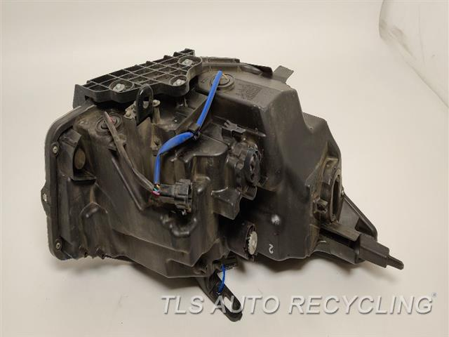 2014 Infiniti Q50 Headlamp Assembly HAS HOLE ON TOP OF HEADLIGHT DUE TO BROKEN MISSING TAB  LH,(LED), W/O ADAPTIVE HEADLAMPS, L