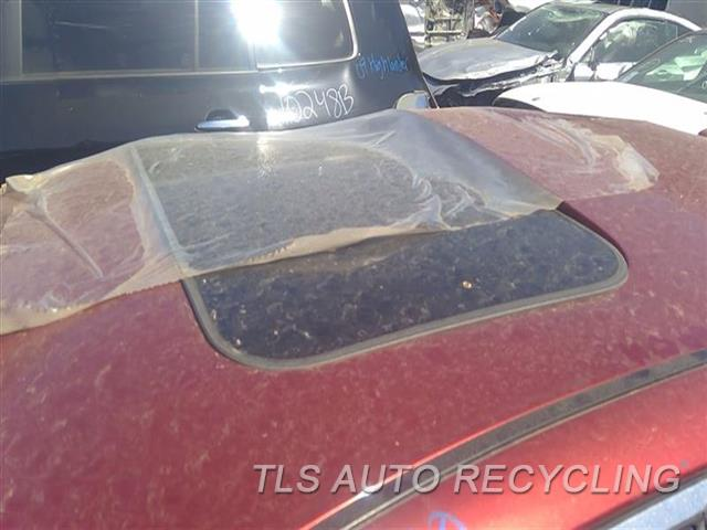 2014 Infiniti Q50 Roof Assembly  RED,SUN,SUNROOF