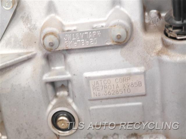 2014 Infiniti Q50 Transmission Automatic Transmission 1 Yr Warranty Used A Grade