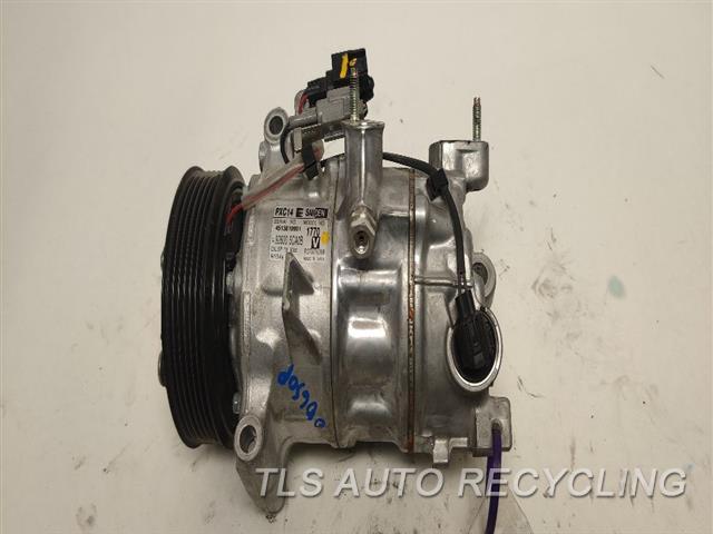 2020 Infiniti Q50 Ac Compressor  AC COMPRESSOR
