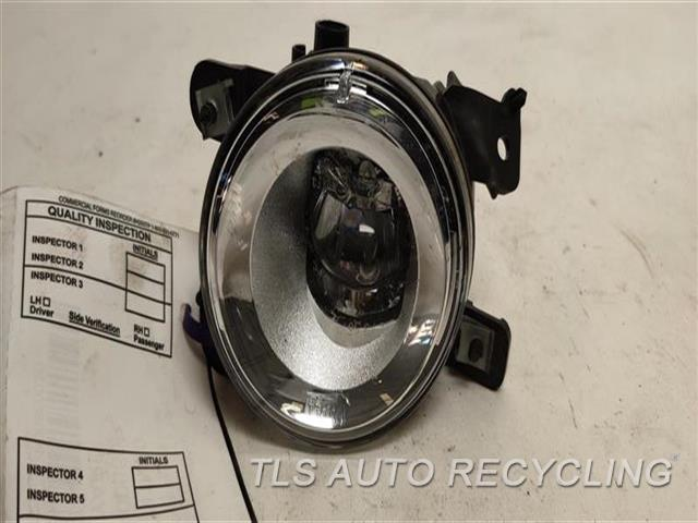 2020 Infiniti Q50 Front Lamp NIQ TAB BENT PASSENGERS FOG LAMP