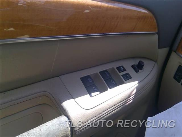 2008 Infiniti Qx56 Door Elec Switch  LH,DRIVER``S, LOCK AND WINDOW