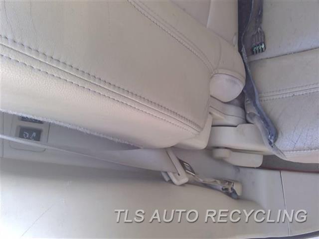 2008 Infiniti Qx56 Seat Belt Rear  RH TAN REAR OUTER