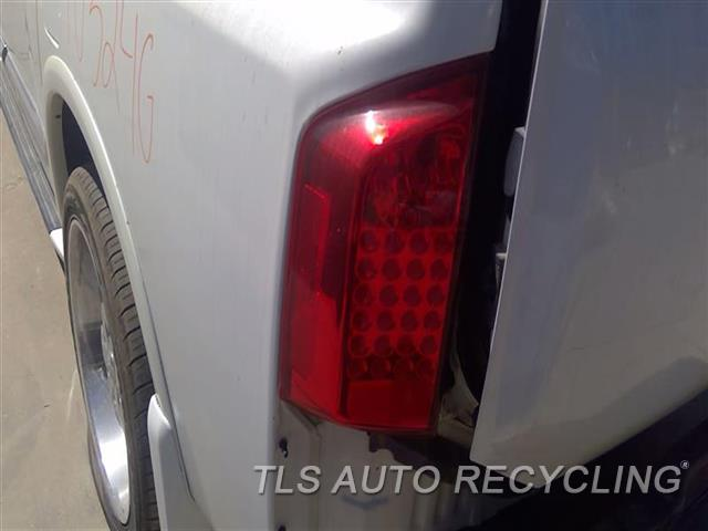 2008 Infiniti Qx56 Tail Lamp  LH,QUARTER MOUNTED
