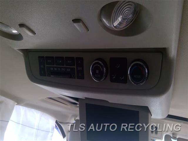 2008 Infiniti Qx56 Temp Control Unit  TAN,REAR