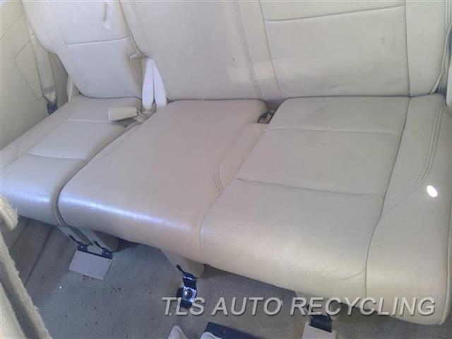 2008 Infiniti Qx56 Third Seat, Sw  Van  TAN,LEA