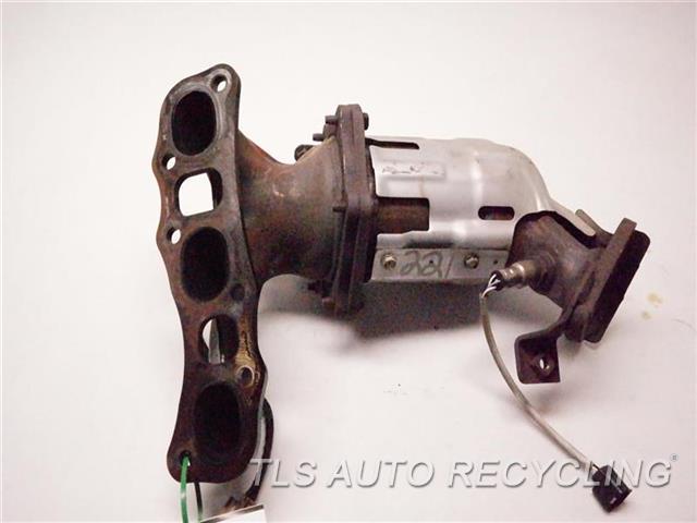 2014 Infiniti Qx60 Exhaust Manifold  LH,3.5L (6 CYLINDER), L. (FRONT)