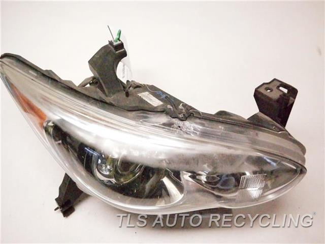 2014 Infiniti Qx60 Headlamp Assembly NEED BUFF LH,(XENON, HID), HEADLAMP