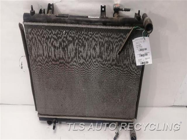 2014 Infiniti Qx60 Radiator  (AT), THRU 3/14