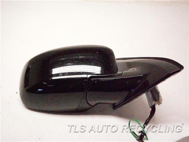 2014 Infiniti Qx60 Side View Mirror MINOR SCRATCHES RH,BLK,PM,POWER, POWER FOLDING