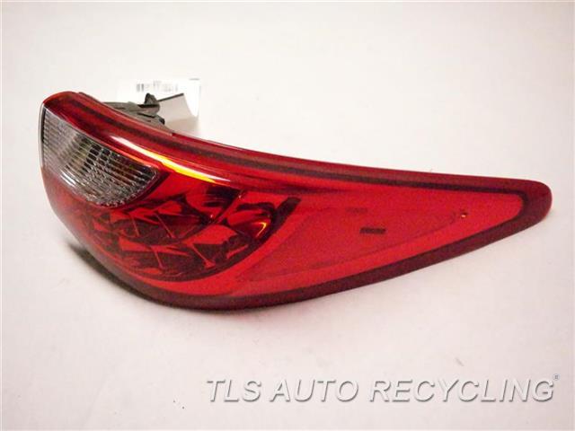 2014 Infiniti Qx60 Tail Lamp  RH,QUARTER PANEL TAIL LAMP
