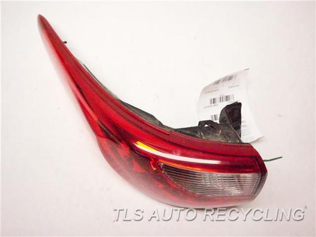 2014 Infiniti Qx60 Tail Lamp  LH,QUARTER PANEL TAIL LAMP
