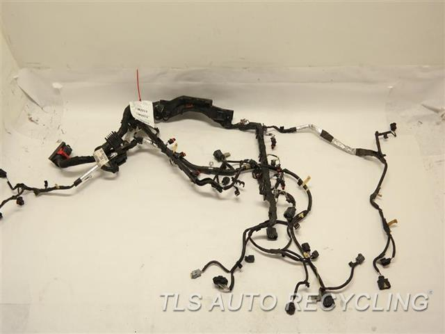 2011 Jaguar Xf Engine Wire Harness - C2z3647 - Used