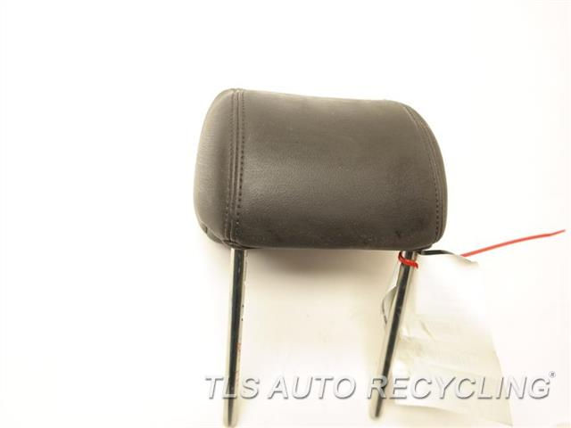 2011 Jaguar Xf Headrest C2Z11360SEL	 BLACK REAR LEATHER HEADREST