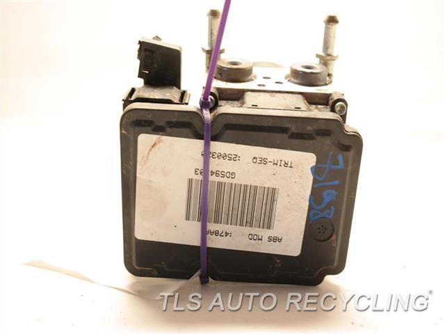 2016 Jeep Compass Abs Pump  ABS,ASSEMBLY, W/O HILL ASSIST