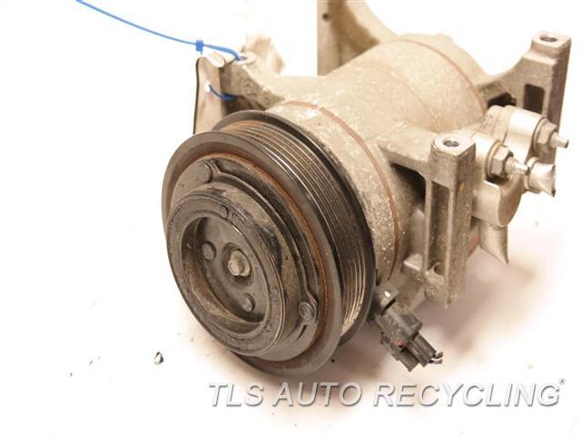 2014 Jeep Grandcher Ac Compressor  AC COMPRESSOR 3.6L