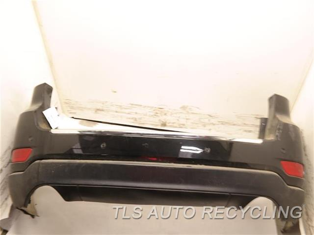 2014 Jeep Grandcher Bumper Cover Rear   SCRATCHES 6S3,LIMITED, W/O TRAILER HITCH, W/O